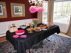 our cottage on the coast cute bridal shower on a budget