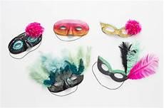 Maske Selber Machen - weihnachtsfeier masken selber machen 50 ideen f 252 r jeden