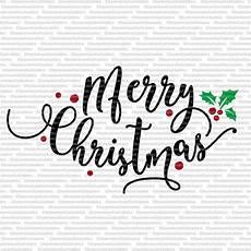 merry christmas svg cut file vector silhouette cricut