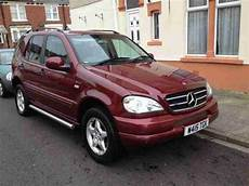 2000 mercedes ml 270 cdi auto seven seater car for sale