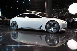 BMW I Vision Dynamics Concept Inspired I5 To Spark New Era