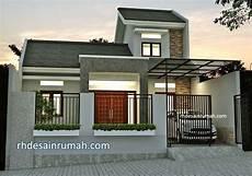 Desain Rumah Minimalis 2 Lantai Sederhana Rhdesainrumah