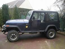 jeep wrangler occasion pas cher jeep wrangler yj noailles 60430