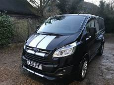 Ford Transit Custom Sport 290 Gs Vehicle Servcies