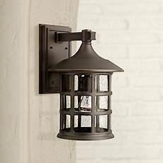 hinkley freeport 15 1 4 quot high bronze outdoor wall light