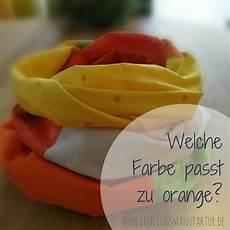 Welche Farbe Passt Zu Orange Farbkombinationen