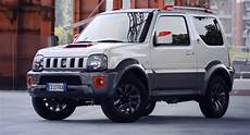 Suzuki Introduces Colorful Jimny Limited Edition In