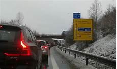 Autobahn A7 Sturmsch 228 Den Sperrung Zwischen Hann M 252 Nden