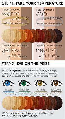 Choose Your Right Hair Color