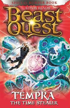 beast quest tempra the time stealer ebook by adam blade