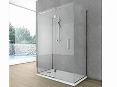 cristalli doccia prezzi parete doccia con porta frontale side 7 collezione