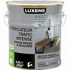 Vitrificateur Parquet Trafic Intensif Luxens 2 5 L