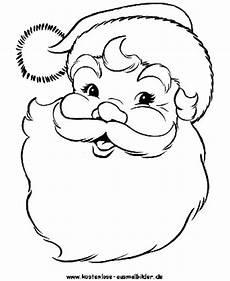 Ausmalbilder Weihnachtsmann Gesicht Ausmalbilder Weihnachtsmann Ausmalbild Weihnachtsmann 5