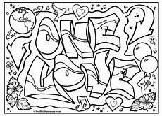 coole graffiti bilder zum ausmalen