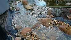 Kleiner Teich Mit Bachlauf - heikos gartenteich bachlauf wasserfall teichfilter selber