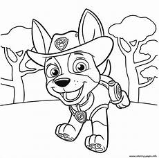 Malvorlagen Paw Patrol Tracker Jungle Pup Tracker Paw Patrol Coloring Pages Printable