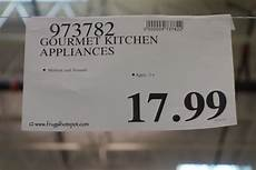 Gourmet Kitchen Appliances Costco by Costco 2014 List Prices Listed Frugal