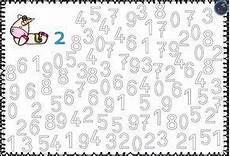 Malvorlagen Vorschule Word Numbers Coloring Pages 1 10 Free Printable Preschool