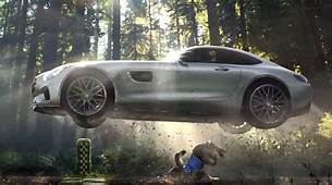 Mercedes Benz May Have The Best Ad Of Super Bowl XLIX Video