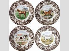 equestrian dinnerware   Horse Dinnerware Sets   Spode