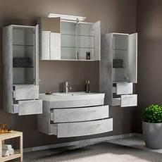 waschplatz badezimmer badezimmer waschplatz set mit 100cm waschtisch led