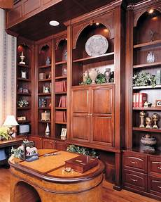 custom made home office furniture custom built home office library traditional furniture