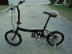bmw mini folding bike the right bike store 16 quot 6 speed imported used folding