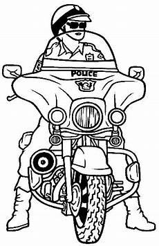 Ausmalbilder Kostenlos Zum Ausdrucken Polizei Malvorlagen Polizeimotorrad 82 Malvorlage Polizei
