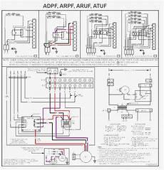 goodman aruf air handler wiring diagrams furnace model goodman furnace manual wiring diagram