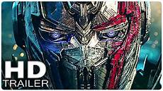 Transformers 5 Trailer 2 German The Last