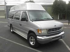 how does cars work 1997 ford econoline e350 engine control sell used 1997 ford e 350 econoline xlt extended van wheel chair assist 6 8l in portland oregon