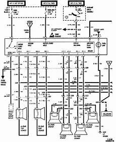 94 chevy suburban radio wiring 1993 chevy 1500 wiring diagram wiring diagram database
