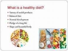 proper nutrition online presentation