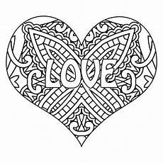 Malvorlagen Herz Challenge Http Www Allfreeadultcoloringbooks Singleheart Love