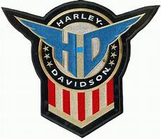 harley davidson patches harley davidson honor shield patch 5 inch vintage harley