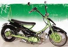 Modifikasi Motor Kirana by Modifikasi Motor Honda Kirana Til Unik Tropie