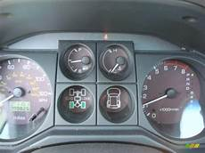 transmission control 1997 mitsubishi pajero instrument cluster 2002 mitsubishi montero limited 4x4 gauges photo 48446190 gtcarlot com