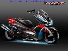 Honda Pcx Modifikasi by Newest Yamaha Modofications New Modifikasi Motor Sport