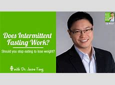 intermittent fasting does not work