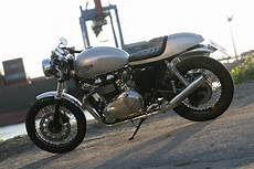 Racing Caf 232 Triumph Thruxton 900 1 By Triumph Hamburg
