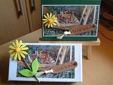 geschenke für hobbygärtner marions bastelst 252 bchen geschenk schachtel f 252 r einen