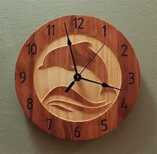 dolphin clock animal clock nature clock from