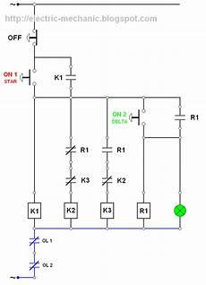 star delta timer wiring diagram datasheet rangkaian star delta auto manual all of life