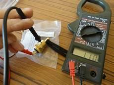 Comment Tester Une Sonde De Temperature D Eau Goulotte