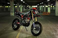 Modifikasi Crf150l by Galeri Foto Modifikasi Honda Crf150l Supermoto Bikin