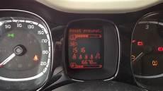 Fiat Panda Reset Tire Pressure Pneumatici Tpms
