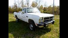 1993 Dodge 4x4 Automatic 12valve Turbo For Sale