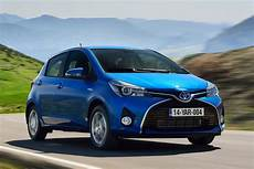 drive review toyota yaris hybrid facelift 2014