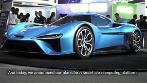 Electric Car Future Tech 313 Km/hour & Autonomous Driving