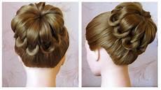 Tuto Coiffure Simple Cheveux Mi Chignon Tress 233